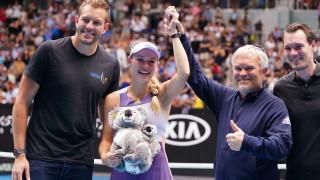 Каролине Возняцки изигра последния мач в професионалната си кариера
