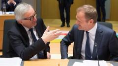 Туск: ЕС ще даде на Лондон само кратко отлагане на Брекзит, ако прокара сделката