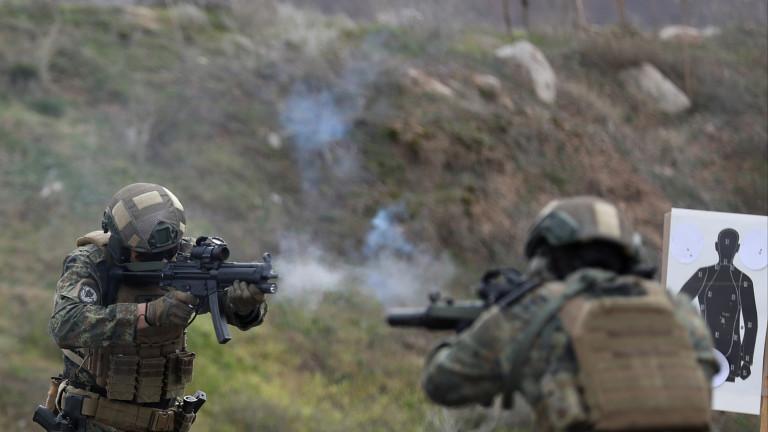 Многонационални военни учения у нас от 1 май до 20 юни