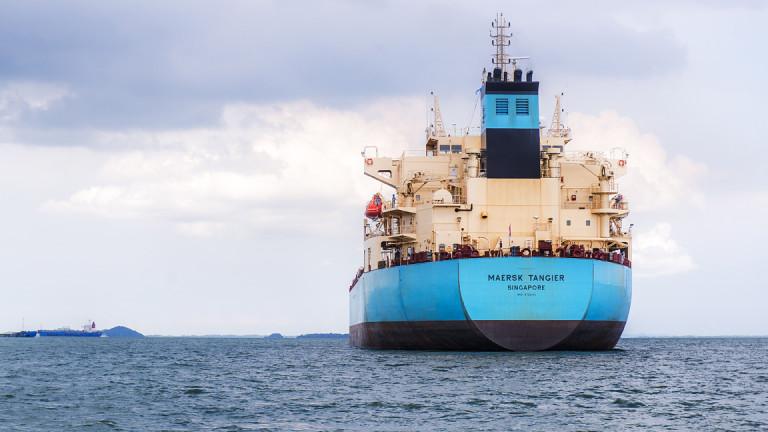 Защо датски гигант в превозите по море се страхува от Amazon?