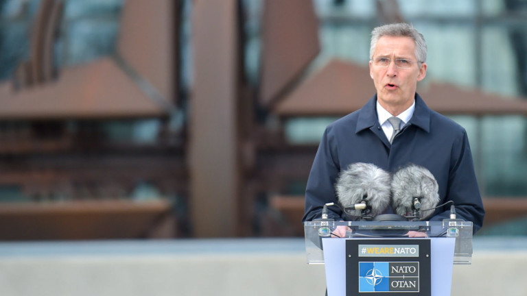 Генералният секретар на НАТО Йенс Столтенберг коментираза МИА, че приеманетона