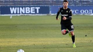Димитър Велковски бе награден за Най-добър футболист на 20-ия кръг