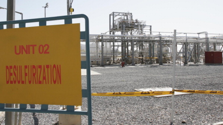 Иран доставил 11 тона тежка вода в Оман