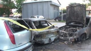 Три коли изгоряха в Пловдив