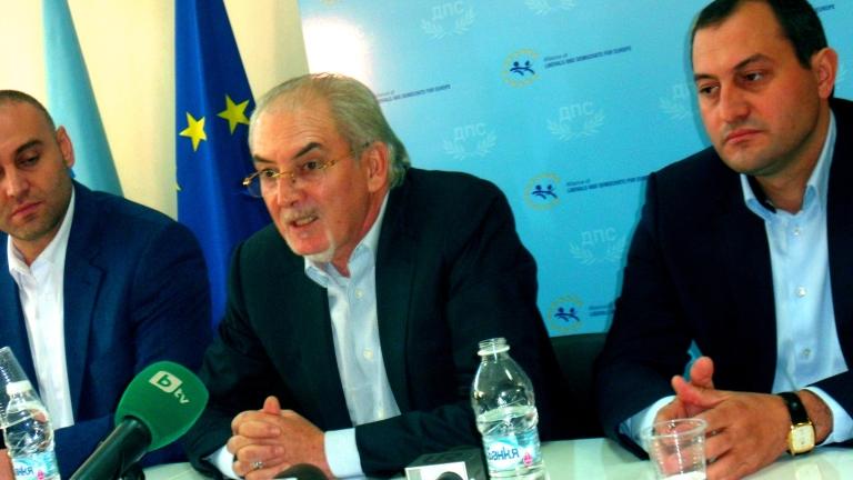 НАТО и ЕС са българският национален интерес, отговори Местан на Доган