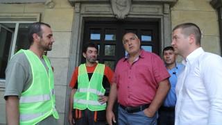 """Борисов обеща помощ на ужилените от """"Олимпик"""""""