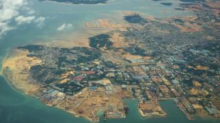 Сингапур има сериозен експортен конкурент само на 30 километра от града-държава