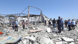 Тежки боеве в Триполи