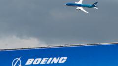 """""""Боинг"""" отчете първата годишна загуба от 1997 г., 737 Max набъбна на $18 млрд."""