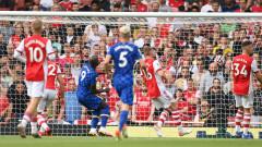Челси обезличи напълно Арсенал при гръмко завръщане на Лукаку