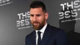 Лионел Меси грабна приза на ФИФА за най-добър играч!