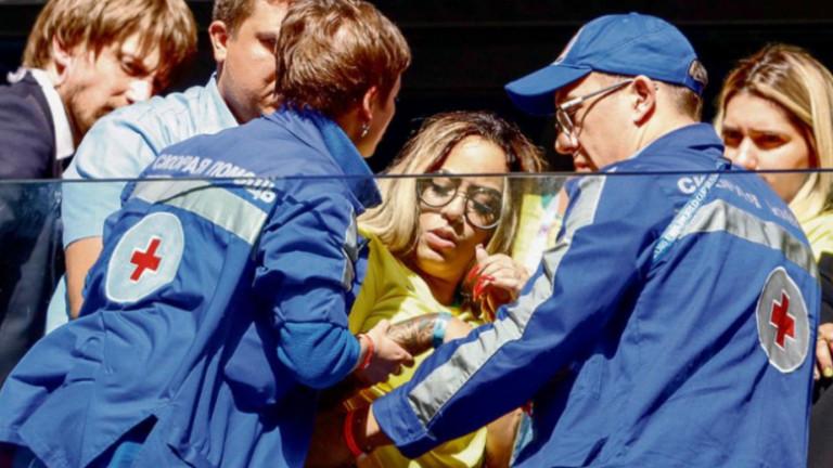 Напрежението върху Неймар като лидер на националния отбор на Бразилия