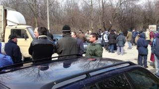 """13 столични квартала срещу жп.спирка """"Вардар"""""""