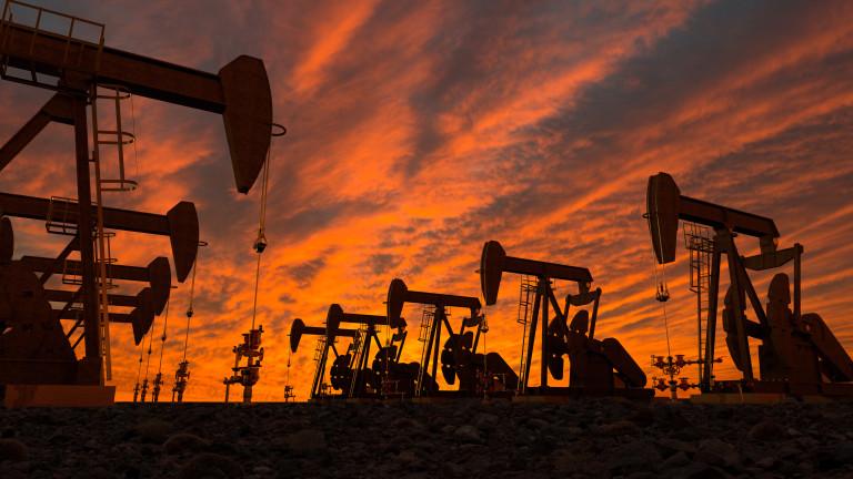 Петролът поскъпнапрез ноември