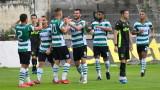 Черно море победи Витоша с 1:0 в Първа лига