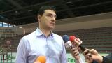 Владимир Николов: Силно се надявам, че ще победим и ще се класираме на финал