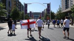 Англия - Хърватия 0:0, греда на Фил Фодън