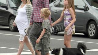 Итън Хоук стана баща за трети път