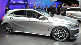 """Новата А класа на """"Mercedes"""" влиза в серийно производство"""