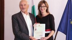 Тед Кочев получи българското си гражданство