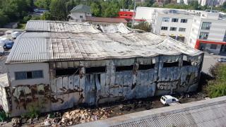 """РИОСВ: Няма превишение на отрови във въздуха след пожара в """"Красна поляна"""""""