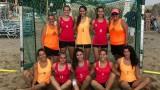 Български хандбален клуб спечели международен турнир само месец след основаването си