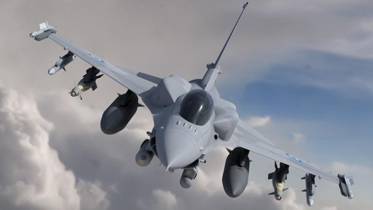 Производителят на F-16 надхвърли очакванията за печалба