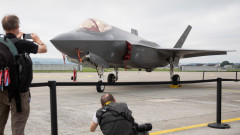 Полша получава 32 изтребителя F-35 за 6,5 млрд. долара