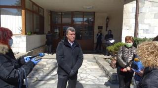Тестовете за коронавирус още не са стигнали в Банско, обяви кметът