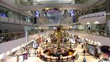 Летището в Дубай се изправя пред спад в броя на пътниците