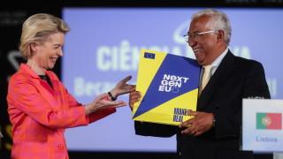 Португалия първа в ЕС с одобрен от Брюксел план за възстановяване, милиардите потичат през юли