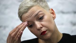 Беларус осъди опозиционерката Мария Колесникова на 11 г. затвор
