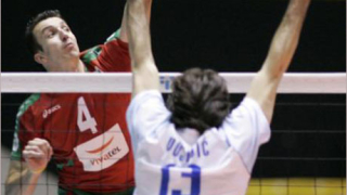 Олимпиакос трепери от Боян Йорданов