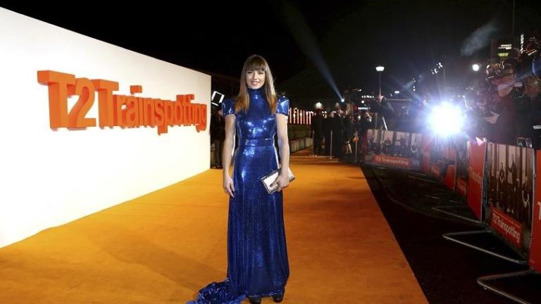 """Ето кой облече Анжела Недялкова за премиерата на """"Трейнспотинг"""""""