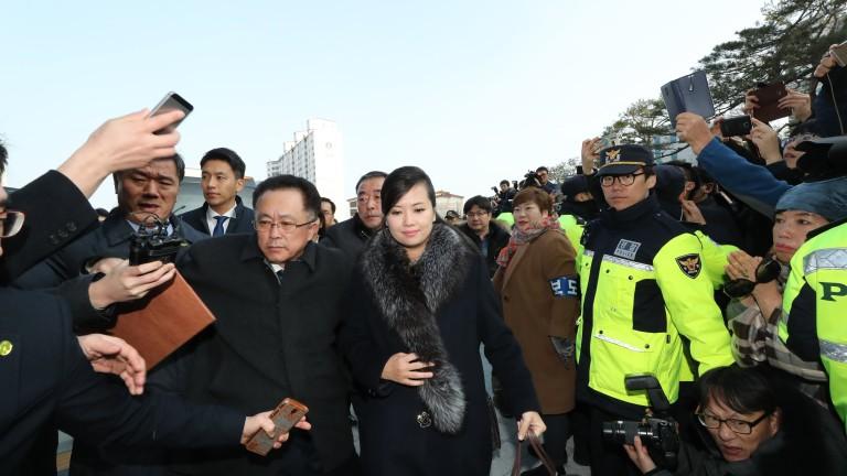 Севернокорейска делегация пристигна в Южна Корея, за да провери подготовката