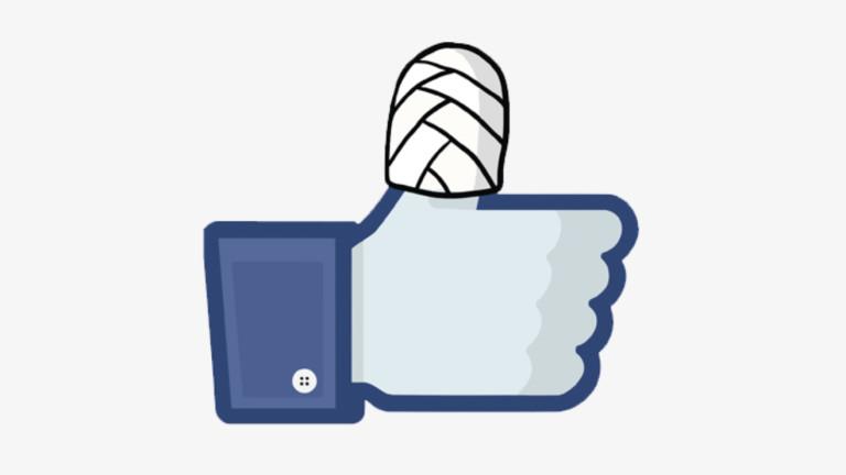 Действията на Facebook стават все по-нелепи