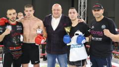 Министър Кралев присъства на галавечер по кикбокс в Дупница