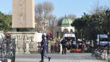 Самоубийствен атентат разтърси Истанбул