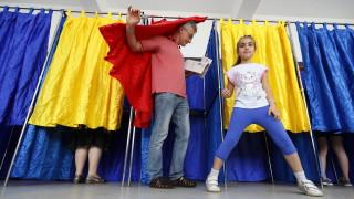 Тежка загуба на евроизборите за управляващите социалдемократи в Румъния