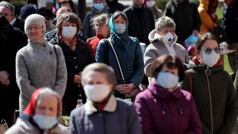СЗО алармира: Твърде много болни от коронавирус в Беларус