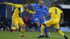 Дискусионен гол на Яблонски носи измъчена победа на Левски (ВИДЕО)