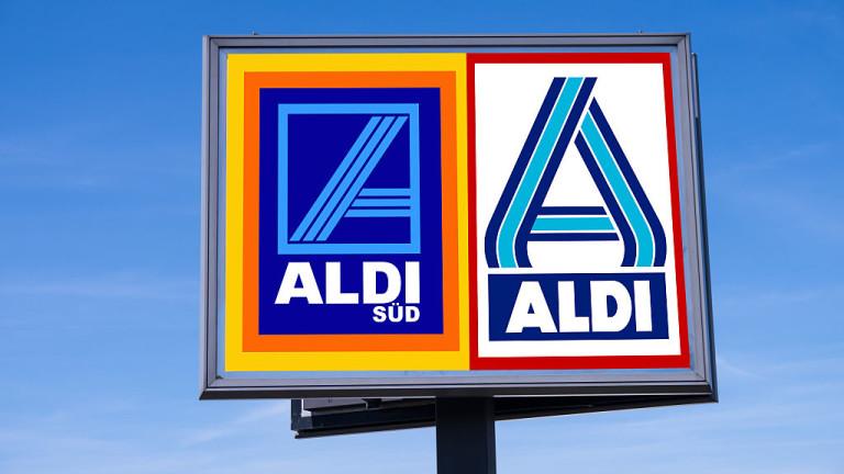 Една от най-големите вериги магазини в Европа - германската Aldi,