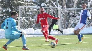 Царско село пропиля преднина от 2 гола срещу северномакедонски съперник в контролите