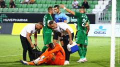 Трима в Лудогорец под въпрос за дербито с ЦСКА