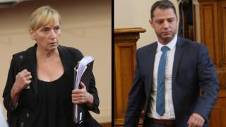 Елена Йончева и Делян Добрев разменят още въпроси