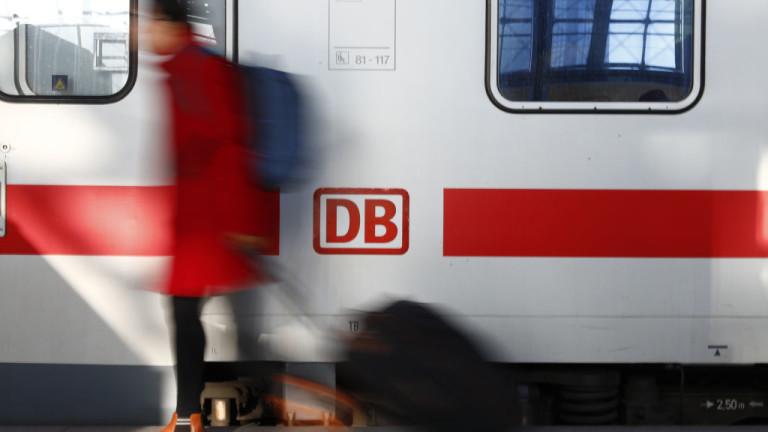 Германските железници ще назначат през 2020-а толкова нови служители, колкото е населението на Свищов