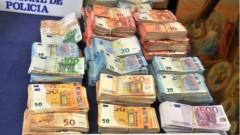 Повече от 200 ареста при международна операция срещу изпирането на пари