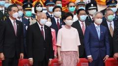 Не е ваша работа, отвърна Пекин на критиките за Хонконг