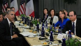 САЩ и Франция заедно срещу Ислямска държава