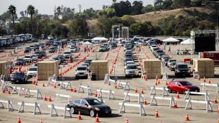 Калифорния с полицейски час от събота
